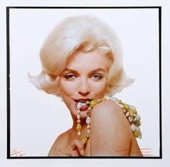 Marilyn Monroe -The Last Sitting 7