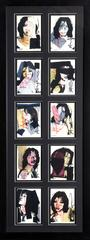 Mick Jagger Announcement Card Portfolio