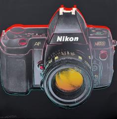 Nikon from the Homage to Andy Warhol Portfolio