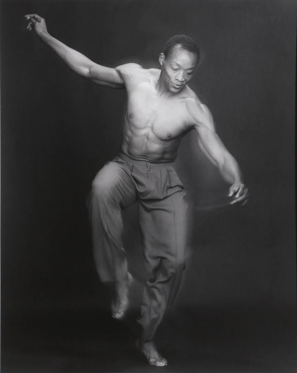 <i>Bill T. Jones</i>, 1985, by Robert Mapplethorpe, offered by RoGallery