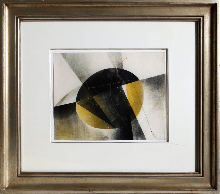 Harry Bertoia Abstract Print - Untitled 2
