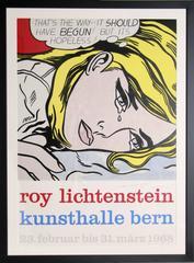 Roy Lichtenstein - Kunsthalle Bern (Hopeless)