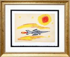 Under the Sun, Silkscreen by Muhammad Ali