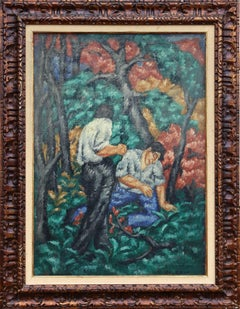 People in the Woods