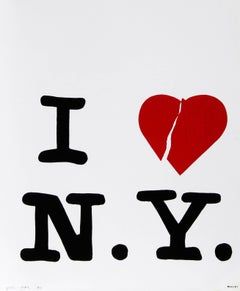 I Love NY from Bullet Space, Your House is Mine