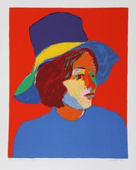 Girl with Hat IV