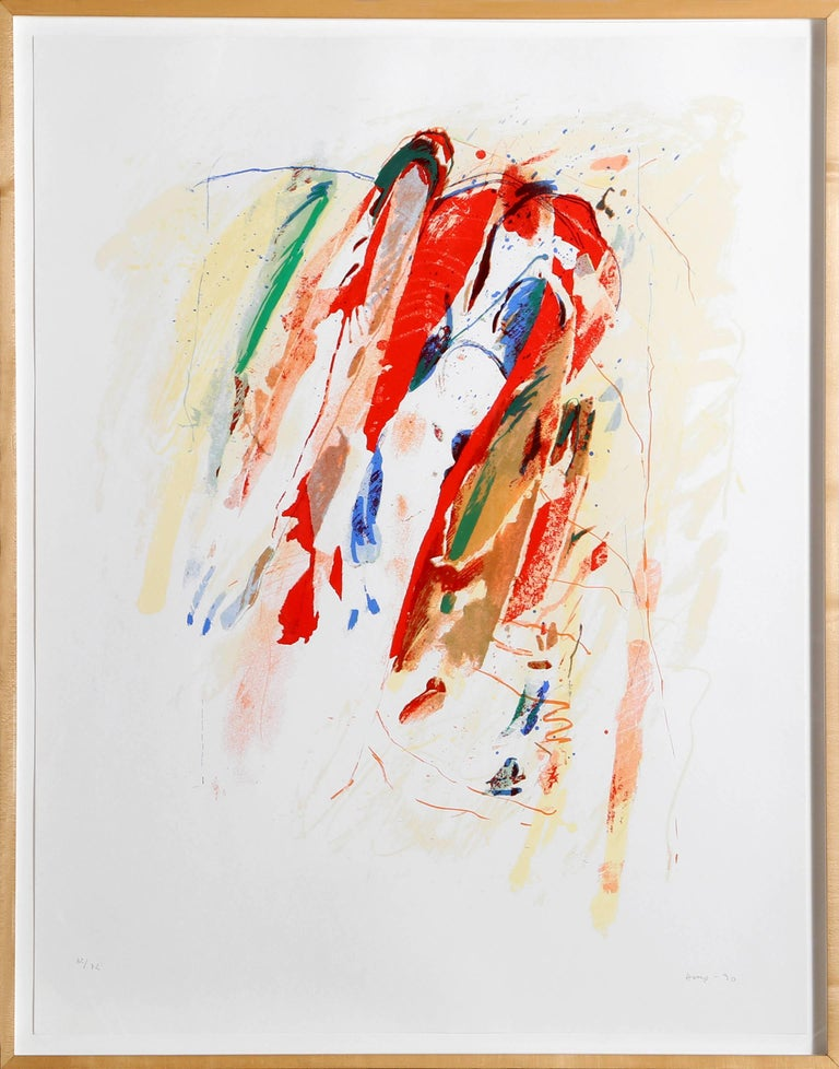 Hans Meyer Petersen Abstract Print - Mostly Mozart