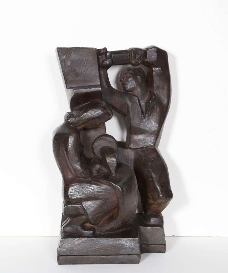 Melinda McLeod - Zuno The Spanish Bull-Acrylic Painting