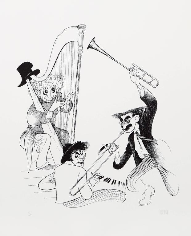 The Marx Brothers Musicale