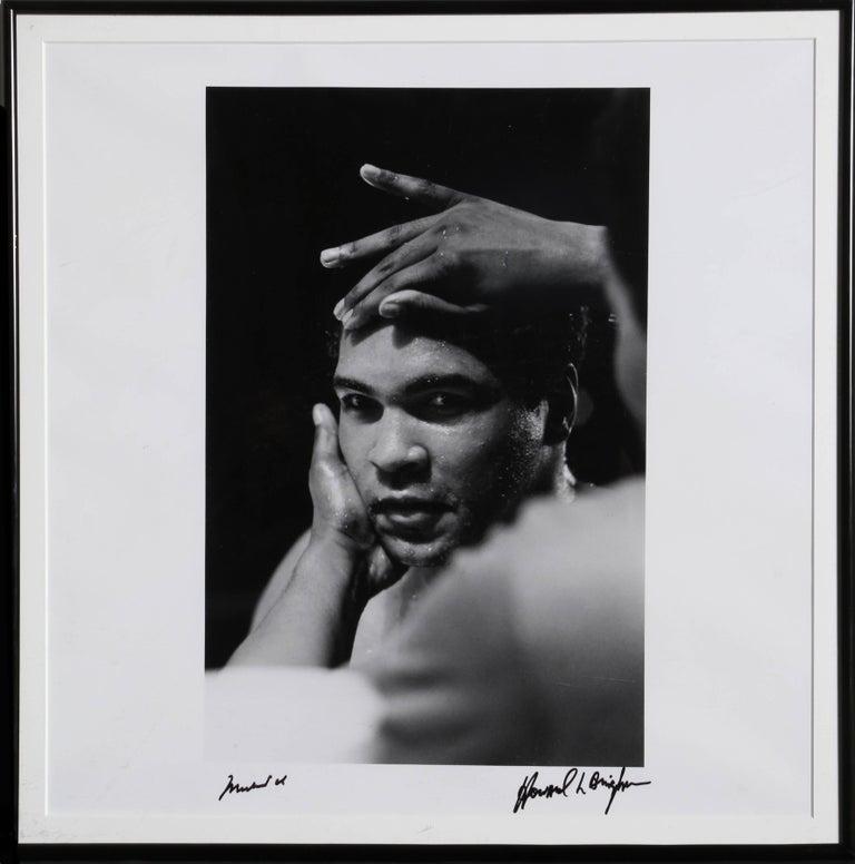 Howard Bingham Black and White Photograph - Muhammad Ali