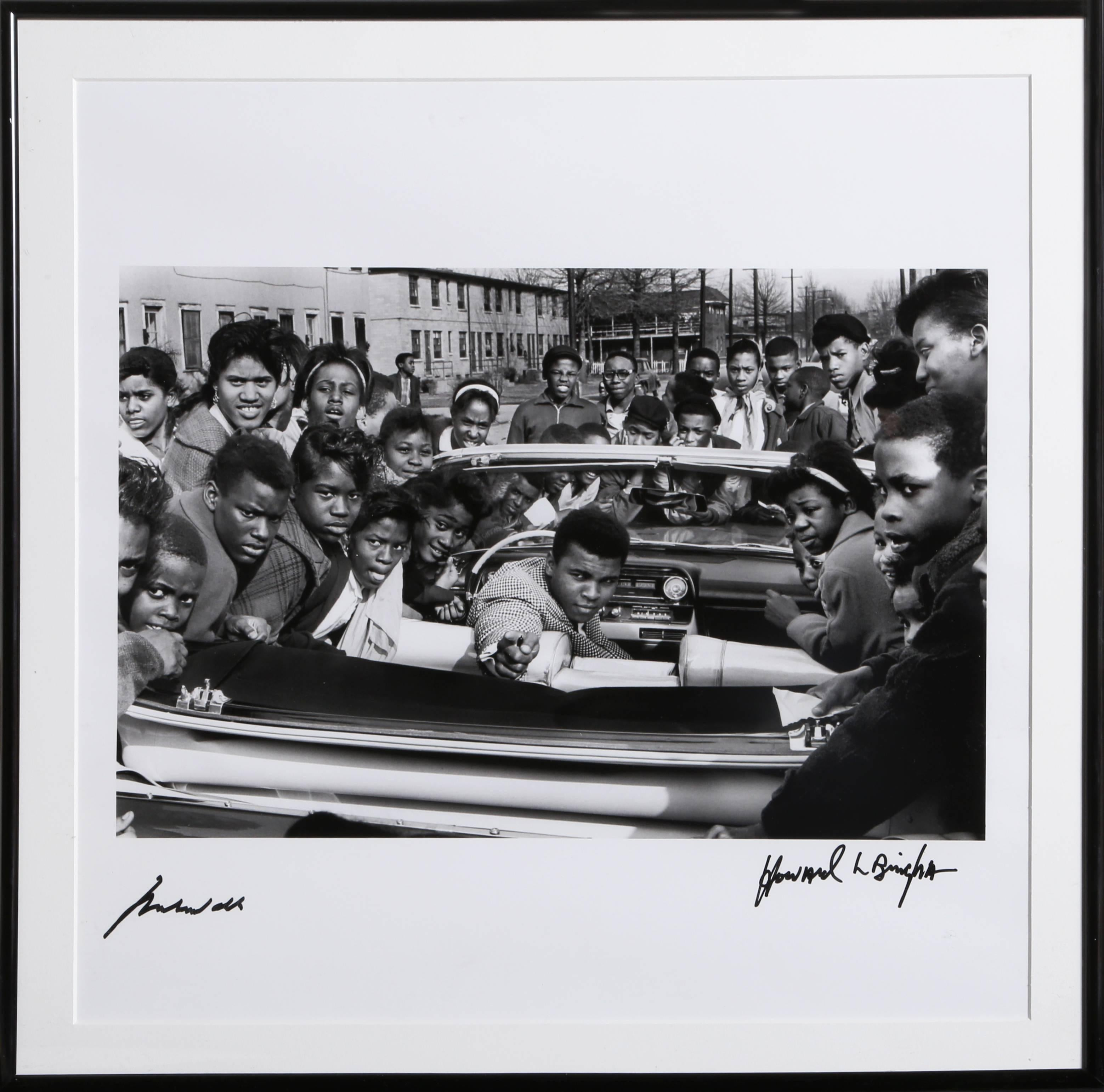 Cassius Clay in Louisville, Pink Cadillac