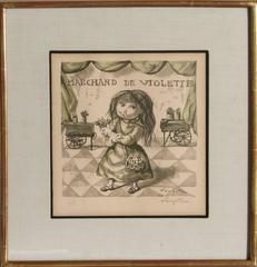 Marchand de Violette