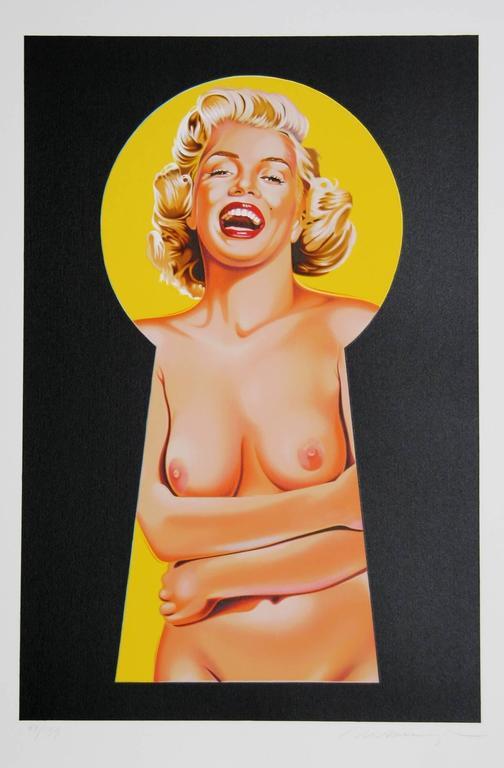 Peek-a-Boo Marilyn 3
