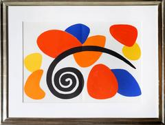 Abstract with Swirl from Derriere Le Miroir