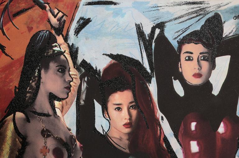 Rie Miyazawa Les Demoiselles d'Avignon (after Picasso) For Sale 3