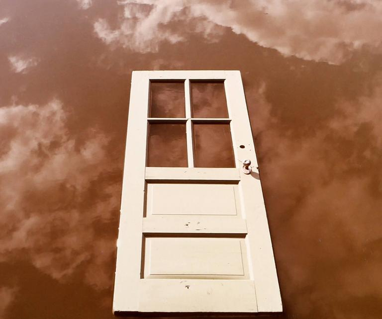 Another Door Opens - Photograph by Michael DeC& & Michael DeCamp - Another Door Opens Photograph: For Sale at 1stdibs