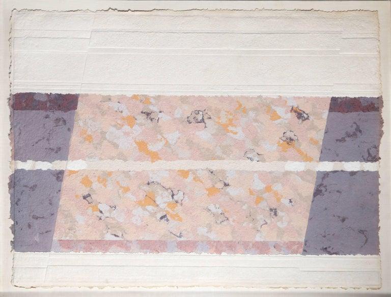 Nancy Genn Abstract Print - Saratoga
