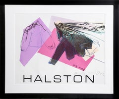 Halston Advertising Campaign (Women's Wear)