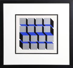 Sixteen Cubes