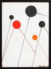 Alexander Calder - Balloons