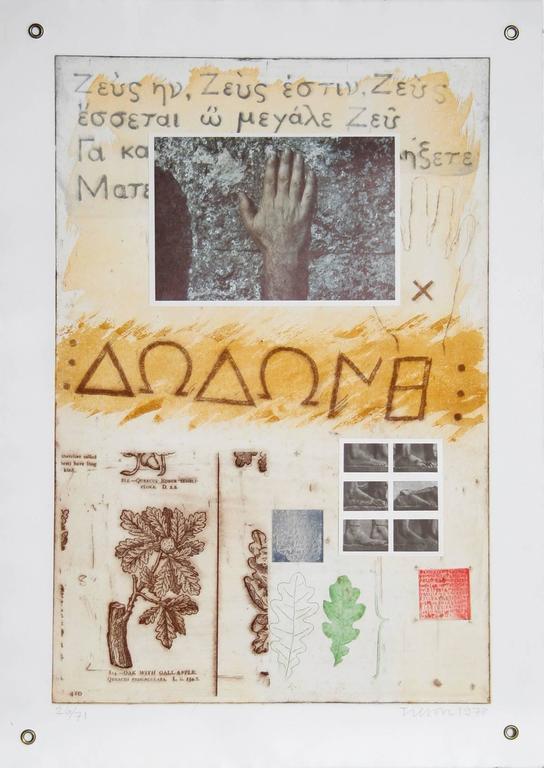 Proscinemi Dodona, Oracle of Zeus