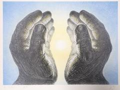 Hands of Light from the Stone Man series