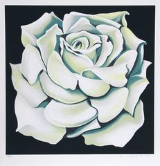 Lowell Nesbitt - White Rose
