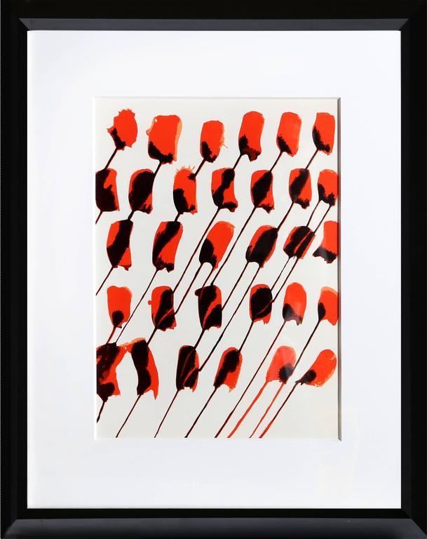 Alexander Calder - Les Fleurs 1