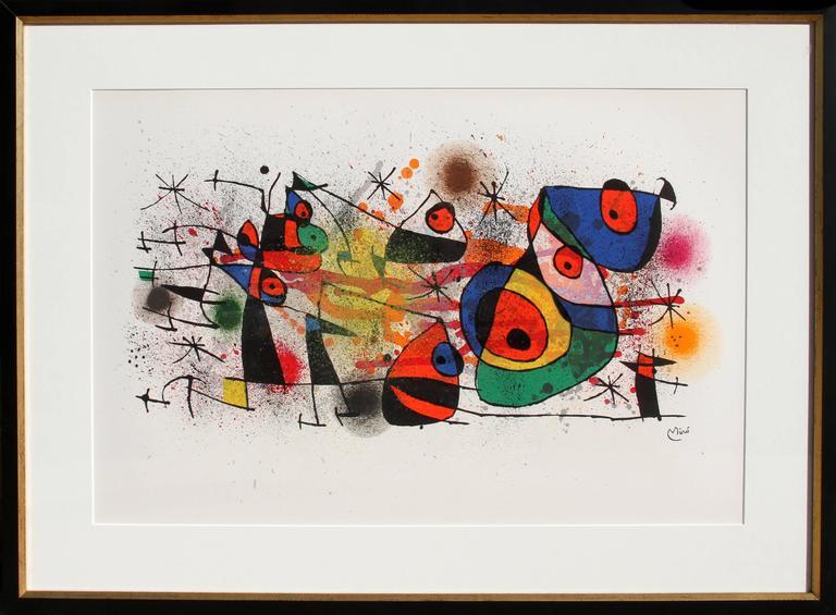 Joan Miró - Céramiques, from Céramiques de Miro et Artigas (M. 928)  1