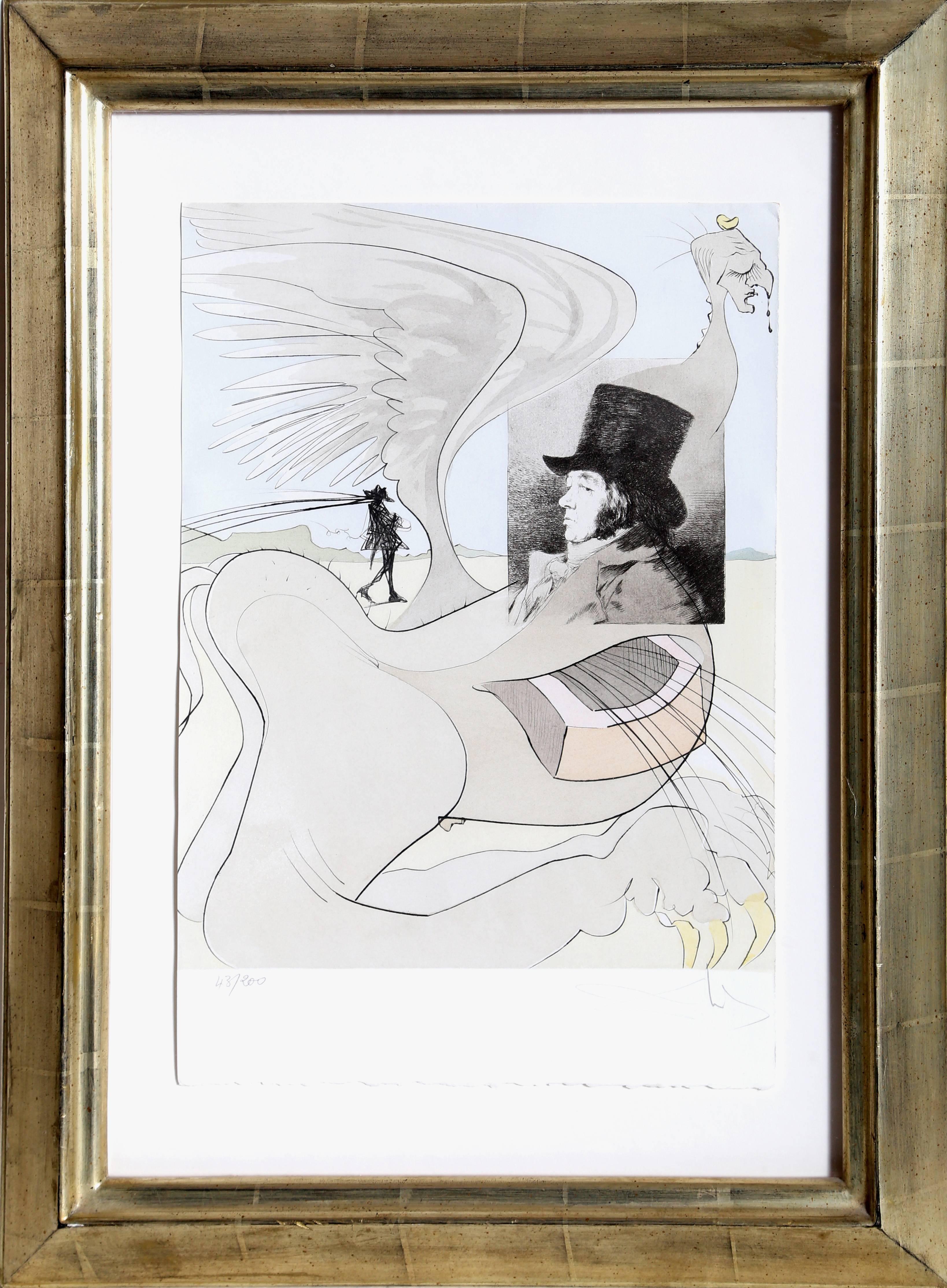 Les Caprices de Goya, Plate #80