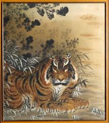 Tiger (Chinese Origin, Late XIXth - Early XXth Cent.)