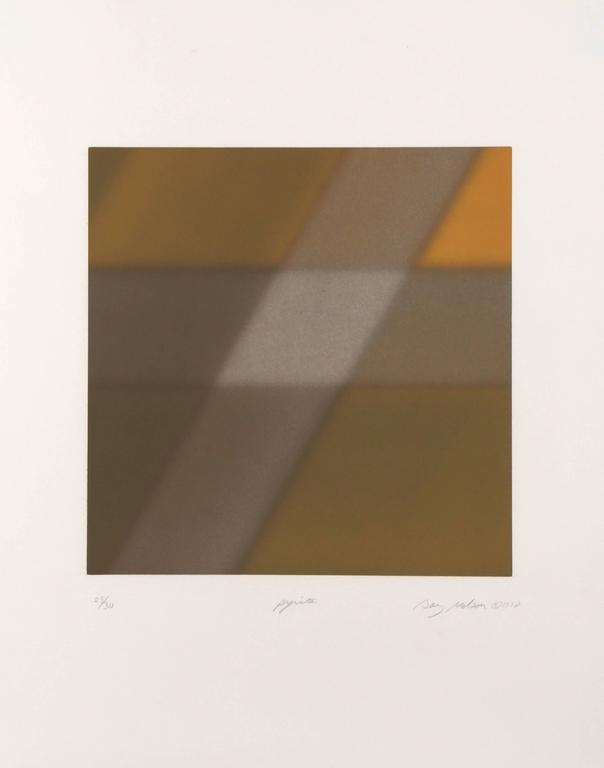 Barry Nelson - Pyrite, Print For Sale at 1stdibs