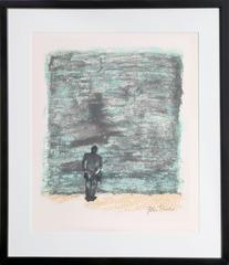 Ben Shahn - To Mornings by the Sea from the Rilke Portfolio