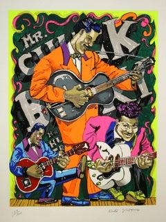 Mr. Chuck Berry