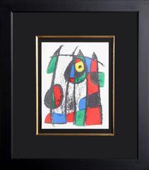Joan Miró - Preface de Raymond Queneau - Lithographe II