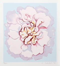 Pink Camellia from the Stamps series
