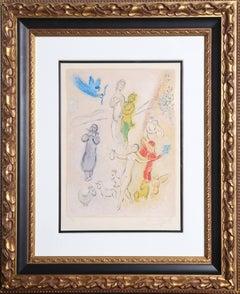 La Fable de Syringe from Daphnis and Chloe (M. 332)