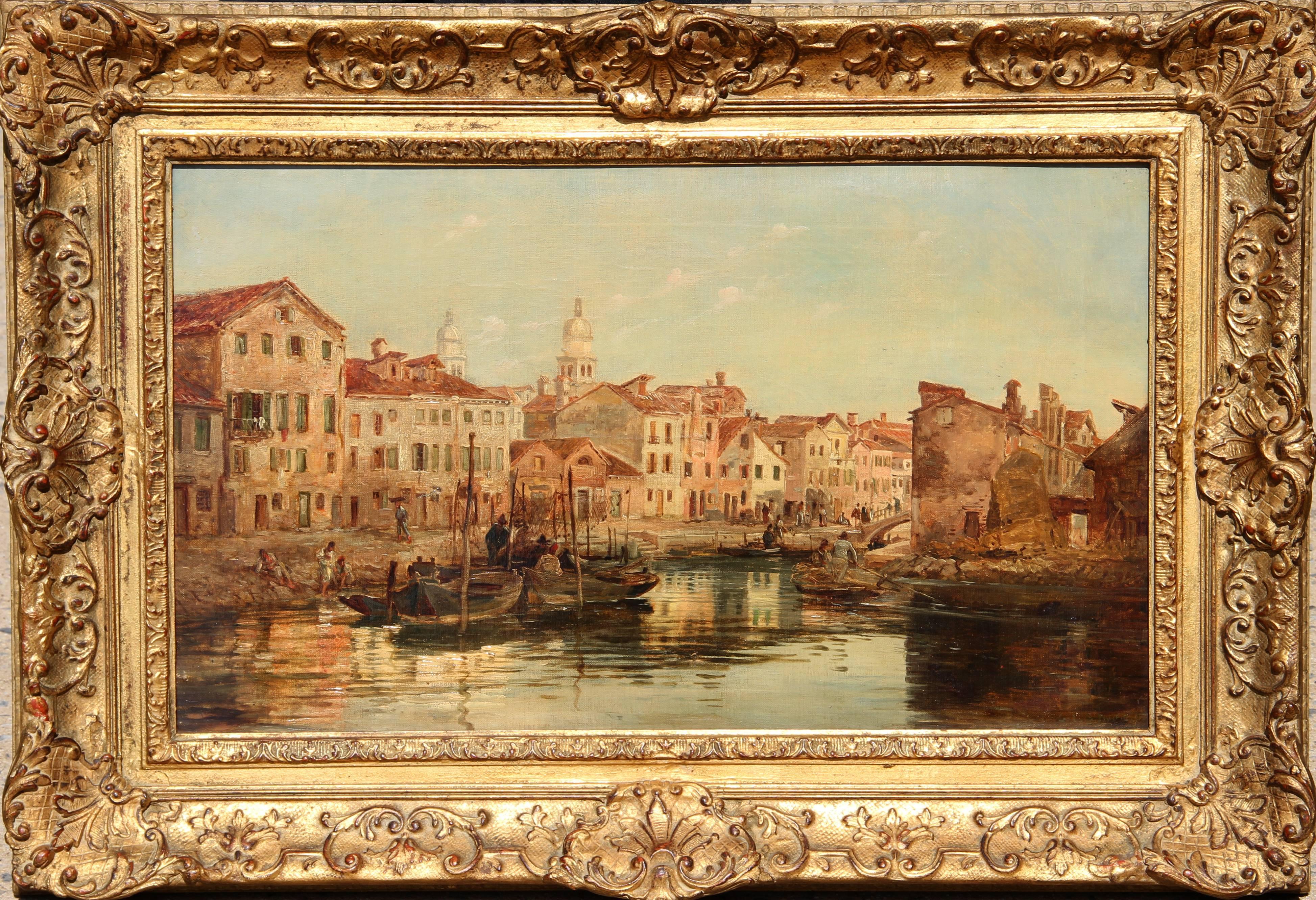 View of the Campo di Marte, Venice