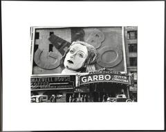 Garbo at the Astor Theater