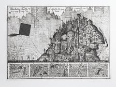 Wandering Turtle from Brodsky and Utkin: Projects 1981 - 1990