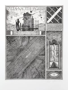 Villa Nautilus from Brodsky and Utkin: Projects 1981 - 1990