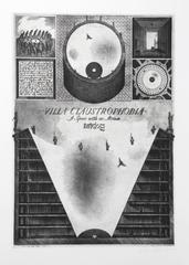 Villa Claustrophobia from Brodsky and Utkin: Projects 1981 - 1990