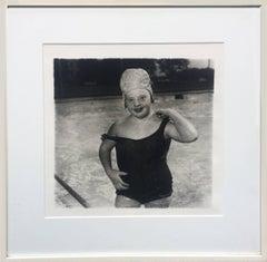 Girl in a Swimming Cap