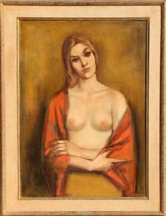 Crossed Arms (Portrait of a Blond)