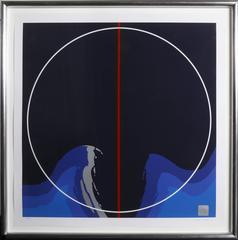 Earth Series I Blue