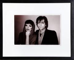 "Christopher Makos, ""Liza Minelli and John Lennon,"" Gelatin Silver Print, c. 1978"