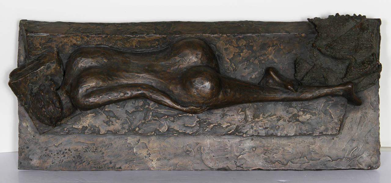 Sleeping Nude Woman