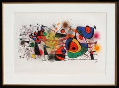 Joan Miró - Céramiques, from Céramiques de Miro et Artigas (M. 928)