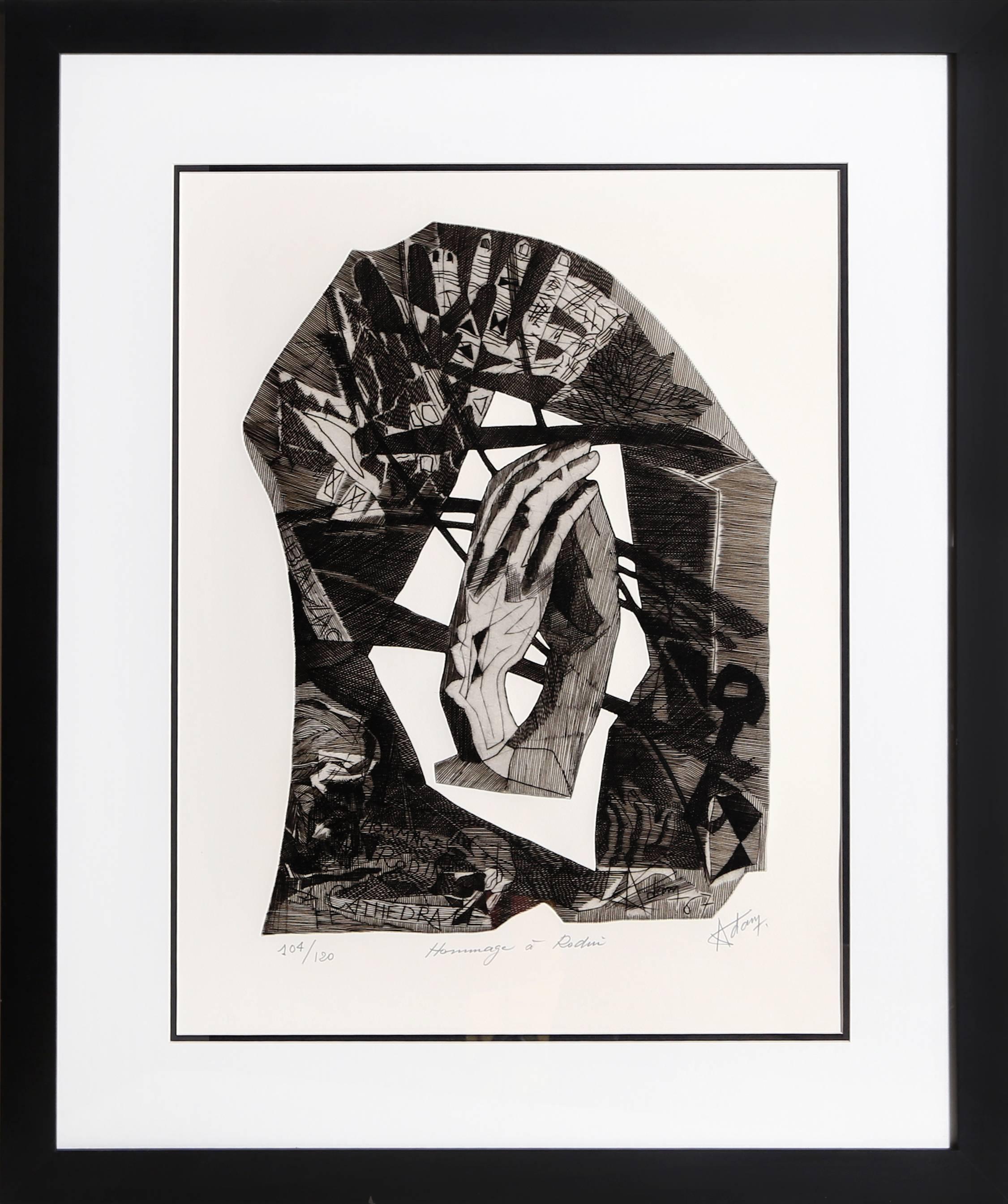 Homage a Rodin