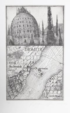Diomede II from Brodsky and Utkin: Projects 1981 - 1990